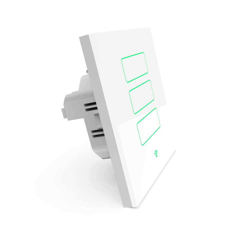Wi-Fi Akıllı Anahtar - Üçlü