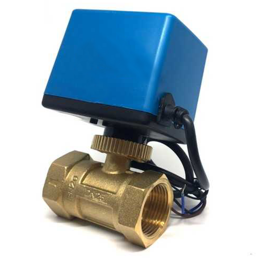 Xenon Smart Motorlu Su Vanası